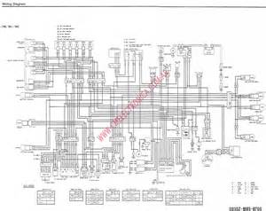 diagrama honda pc800