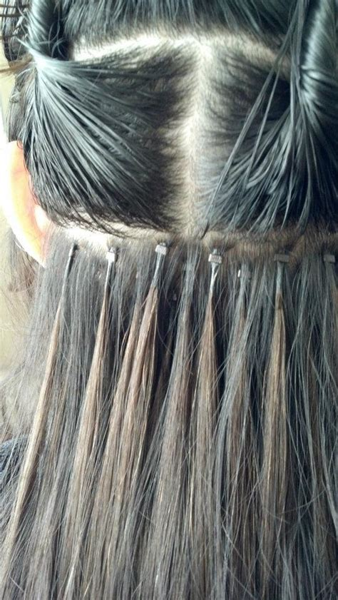 permanent extensions permanent hair extensions weft hair extensions