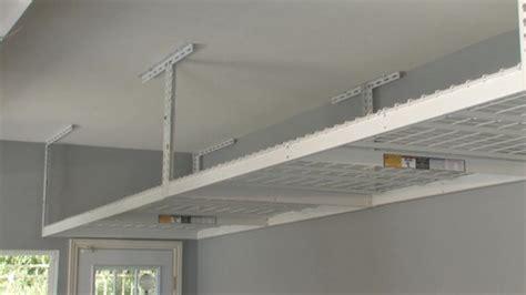 saferacks    overhead garage storage rack