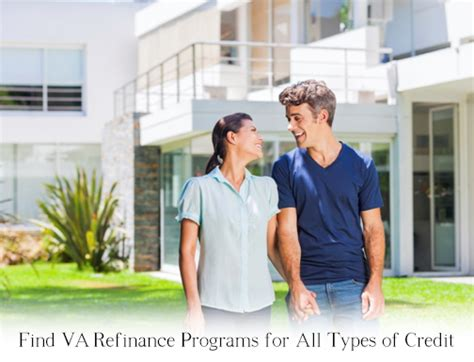 va refinancing loans for bad credit