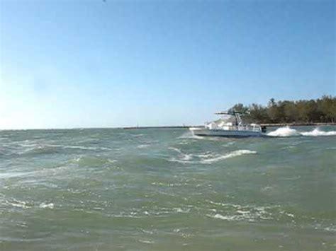 trimaran pontoon catamaran coaches fiberglass trimaran pontoon boat youtube