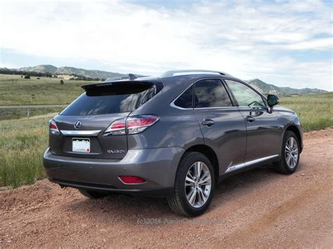 lexus hybrid 2015 2015 lexus rx 450h is fine tuned hybrid luxury