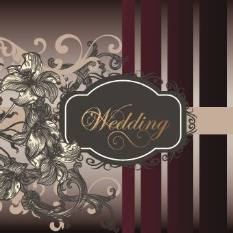 Wedding Banner Cdr by Vintage Wedding Clipart Free Vector 10 295 Free