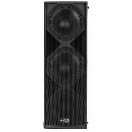 Speaker Line Array Rcf rcf ttl6 as active line array bass speaker module 3300w total power single ttl6 as