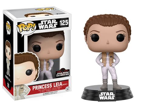 Funko Pop Leia Wars box lunch swc 2017 exclusive hoth leia funko pop out now fpn