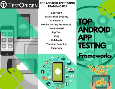 android testing top android app testing frameworks