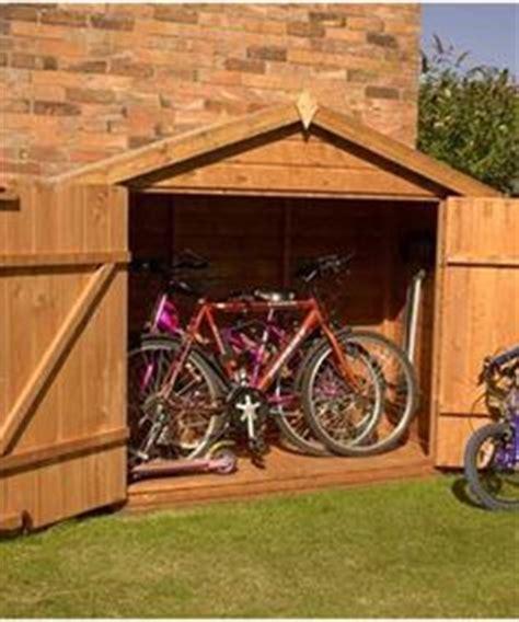 Bike Storage Shed Ideas by 1000 Images About Bike Storage Ideas On Bike