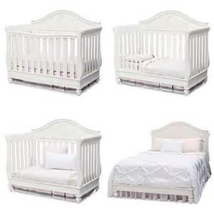 Disney Princess Convertible Crib Disney Princess Magical Dreams 4 In 1 Convertible Crib By D White Ambiance Ebay
