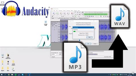 create java mp3 to wav converter youtube how to make an ear rape distort the voice and convert