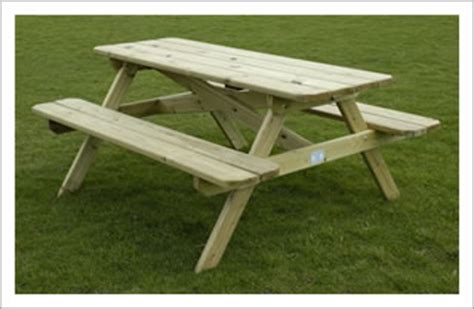 picnic tables heavy duty picnic tables timber wood