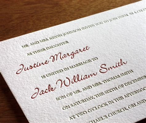 Wedding Invitations With Both Parents Names by Wedding Invitation Etiquette Wording Including Parents