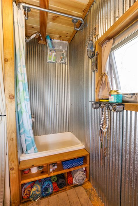Country Bathroom Ideas For Small Bathrooms by 3 Awesome Diy Shower Ideas That Will Fit In Tight Spaces