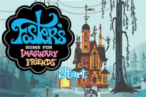 foster s home for imaginary friends screenshots gamefabrique