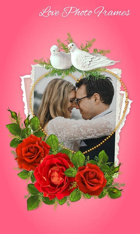 love photo frames romantic frames  couples