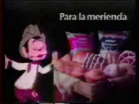 colchon bimbo bimbo huellas de la publicidad youtube