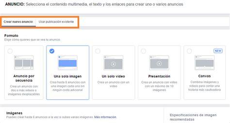 imagenes web facebook c 243 mo crear anuncios en facebook gu 237 a 2017 pasos y consejos