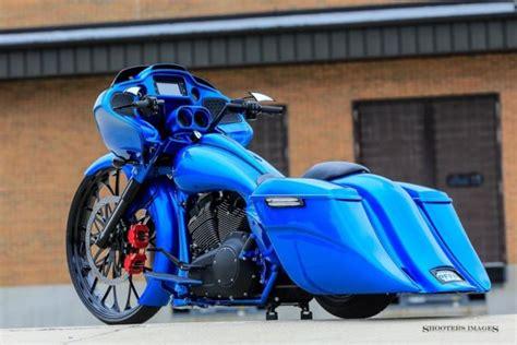 custom   harley road glide special