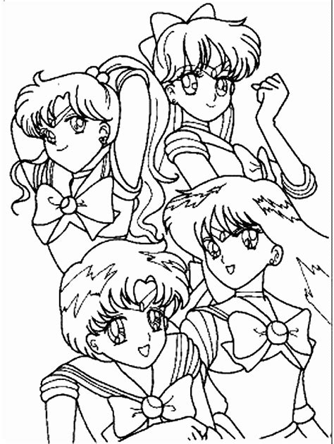 coloring book sailor moon coloring book pages coloring home