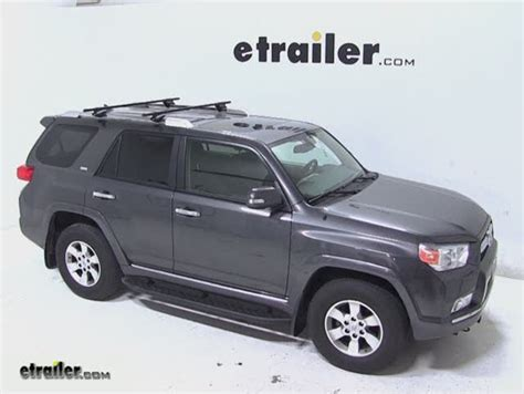 Sequoia Roof Rack by Thule Roof Rack For Toyota Sequoia 2011 Etrailer