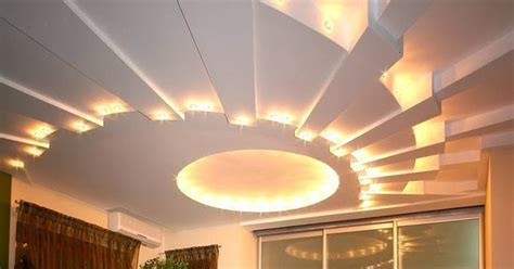 unique false ceiling designs   gypsum board