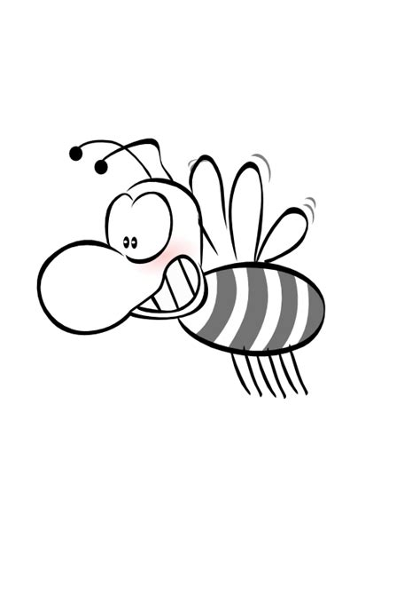 bee line art cliparts co