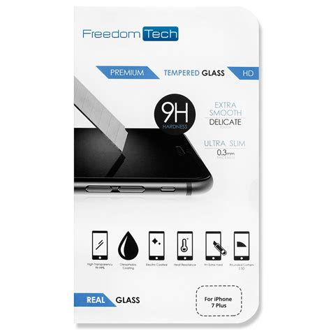 Tempered Glass Original Pine Iphone 7 N 7plus premium real tempered glass screen protecto for apple iphone 7 plus