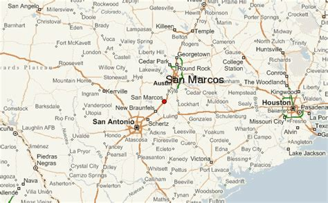 san marcos texas map san marcos texas location guide