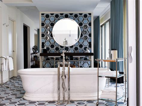 bathroom tiles miami ann sacks paccha concrete tile bathroom miami by ann