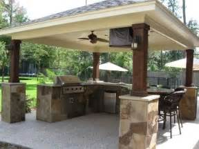 Patio Kitchen Ideas by Outdoor Kitchens Gazebos Fireplaces Amp Pits Portfolio