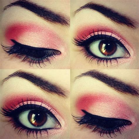tutorial make up lipstik pink pretty pink eye makeup tutorials and ideas for a romantic