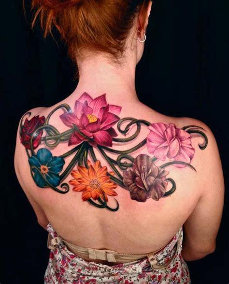 flores tattoo designs los mejores tatuajes de flores tatuajes de flores