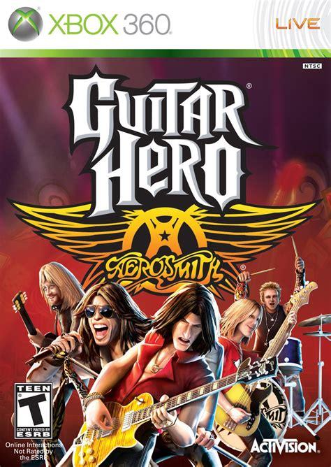 tutorial guitar hero 3 xbox 360 guitar hero aerosmith xbox 360 region free