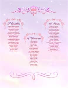 debut invitation list by geecca on deviantart