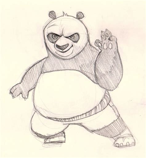 kung fu panda tattoo design 18 best images about how to draw kung fu panda on