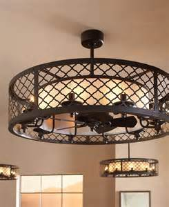 high end ceiling fans with lights fansdesign