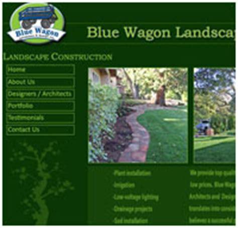 landscape design website web design portfolio restaurants web design