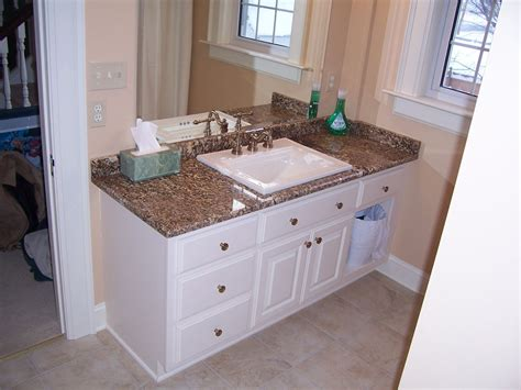 custom made bathrooms hand crafted custom painted bathroom vanity in hamburg by
