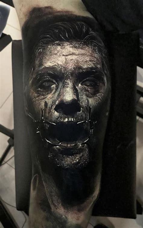 dark rammstein tattoo inkstylemag