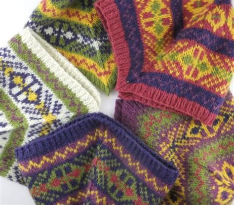 how to carry yarn in fair isle knitting 20 best images about my knitting patterns on