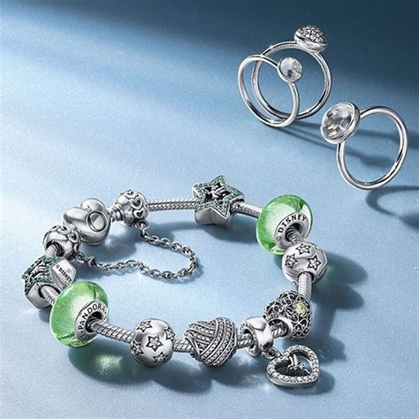 Kalung Mawar Enchanted Endless And The Beast Necklace pandora disney 2017 collection preview charms addict