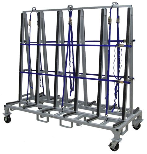 Racks And by Glass Handling Products Groves Incorporated