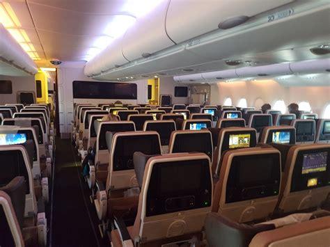 Mordern House by Review Etihad Economy Class Im Airbus A380 Von Abu Dhabi