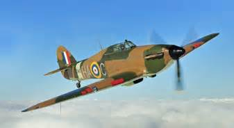 Wwii hurricane fighter aircraft for sale at bonhams in surrey