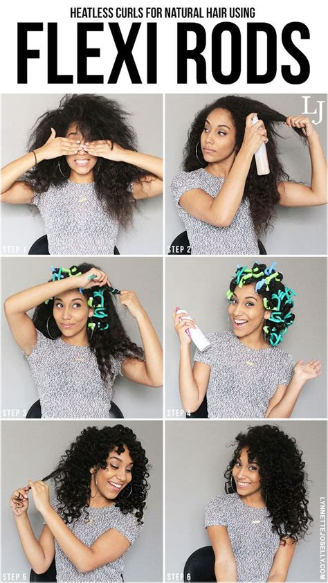 how to roll hair on flexi rods image gallery hair rods for curling