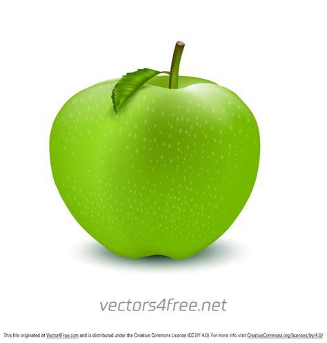 free green free green apple vector
