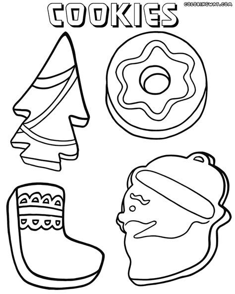 cookie coloring pages cookies coloring pages coloring pages to and print