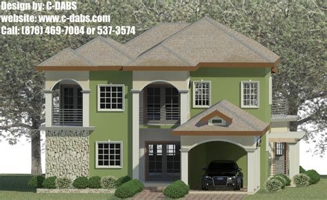 pictures of house designs in jamaica jamaican house plans numberedtype