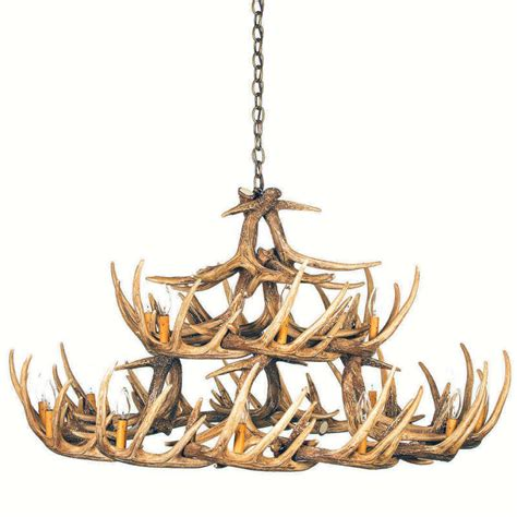 Cast Antler Chandelier antler chandeliers whitetail 30 cast antler chandelier