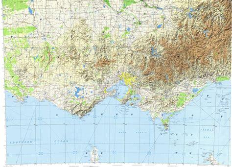 topographic maps australia topographic map melbourne topographic map of melbourne