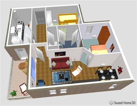 design your own home free 3d sweet home 3d gallery